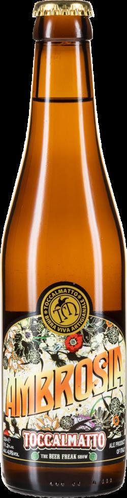 Toccalmatto beer - Ambrosia