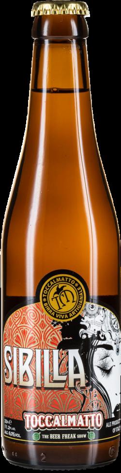 Toccalmatto beer - Sibilla