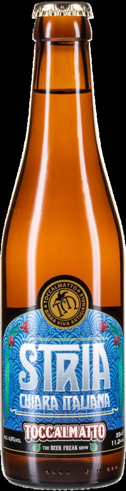 Toccalmatto beer - Stria