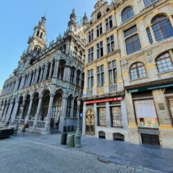 28 Grand Place, Brussels